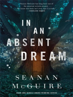 cover image of In an Absent Dream