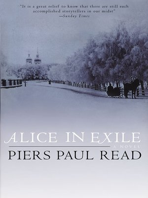 cover image of Alice in Exile