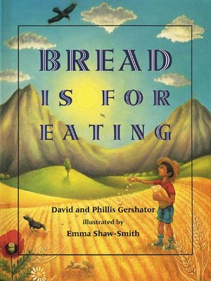 cover image of Bread Is for Eating