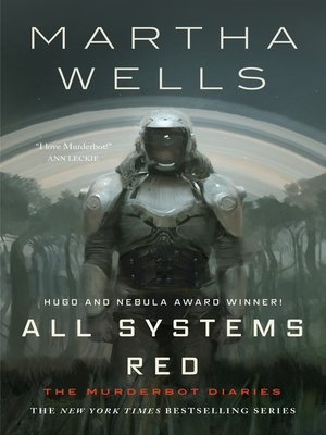 cover image of All Systems Red