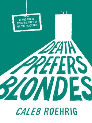 cover image of Death Prefers Blondes