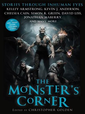 cover image of The Monster's Corner
