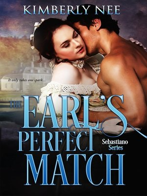 cover image of The Earl's Perfect Match