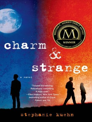 cover image of Charm & Strange
