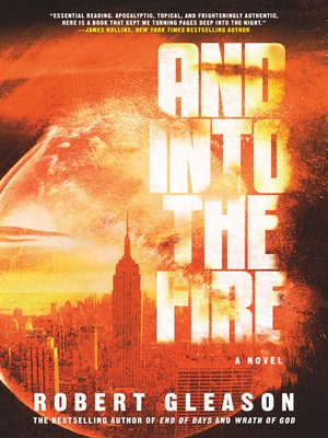 cover image of And Into the Fire