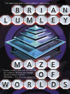 cover image of Maze of Worlds