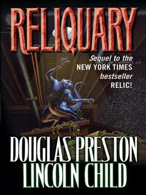 cover image of Reliquary