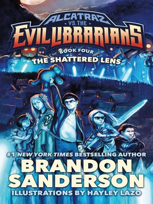 cover image of Alcatraz Versus the Shattered Lens