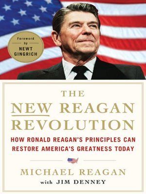 cover image of The New Reagan Revolution