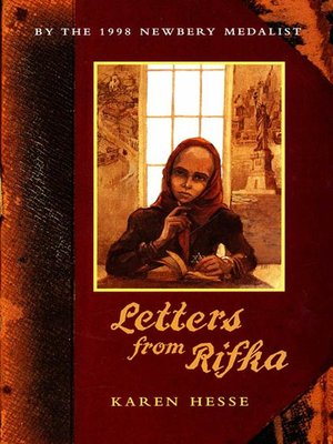 cover image of Letters from Rifka