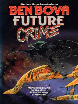 cover image of Future Crime