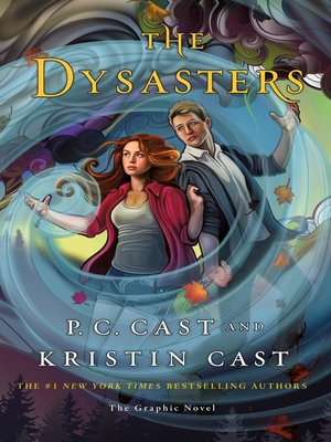 cover image of The Dysasters: The Graphic Novel