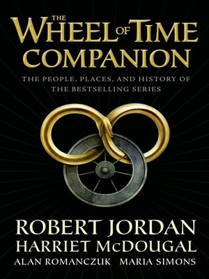 cover image of The Wheel of Time Companion