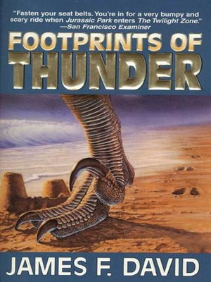 cover image of Footprints of Thunder