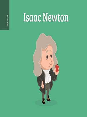 cover image of Pocket Bios--Isaac Newton