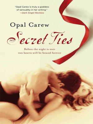 cover image of Secret Ties