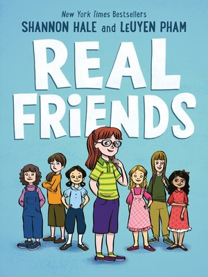 cover image of Real Friends Series, Book 1