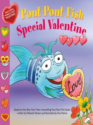 cover image of Pout-Pout Fish: Special Valentine
