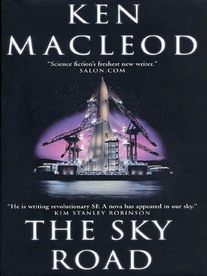 cover image of The Sky Road