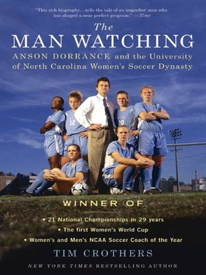 cover image of The Man Watching