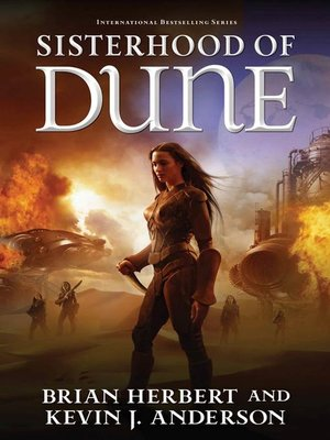 cover image of Sisterhood of Dune