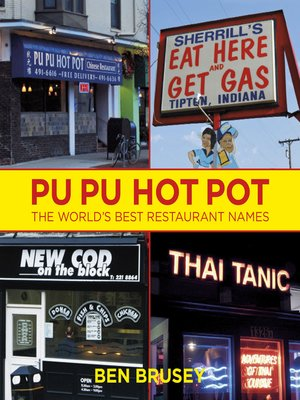 cover image of Pu Pu Hot Pot