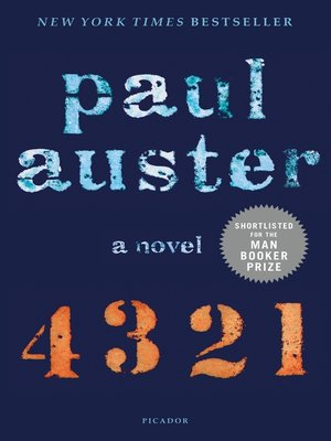 cover image of 4 3 2 1