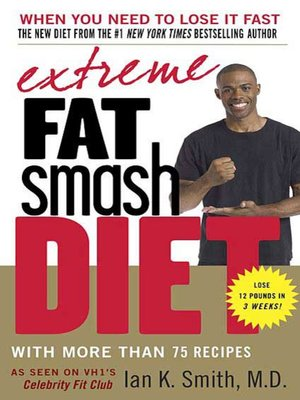 cover image of Extreme Fat Smash Diet