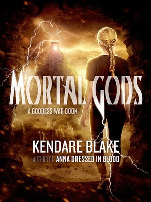 cover image of Mortal Gods
