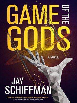 cover image of Game of the Gods