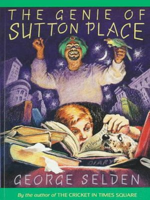 cover image of The Genie of Sutton Place