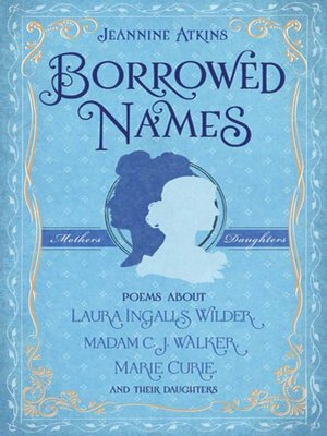 cover image of Borrowed Names