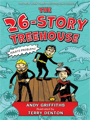 cover image of The 26-Story Treehouse