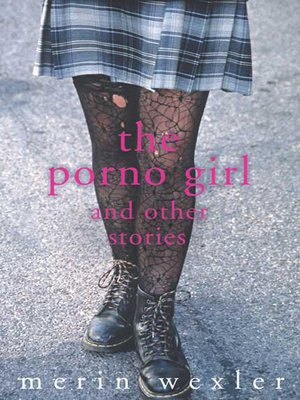 cover image of The Porno Girl