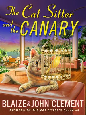 cover image of The Cat Sitter and the Canary