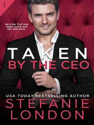 cover image of Taken by the CEO
