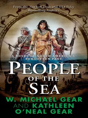 cover image of People of the Sea