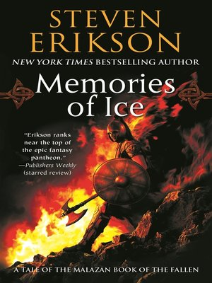 cover image of Memories of Ice