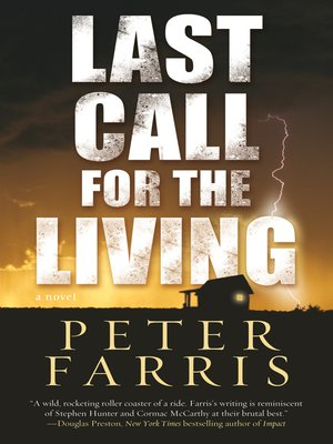 cover image of Last Call for the Living