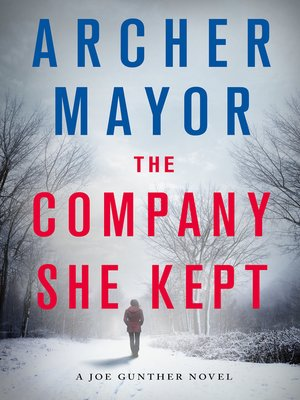 cover image of The Company She Kept