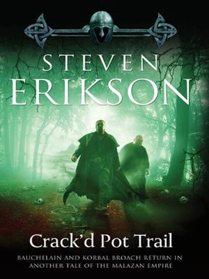cover image of Crack'd Pot Trail