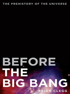 cover image of Before the Big Bang
