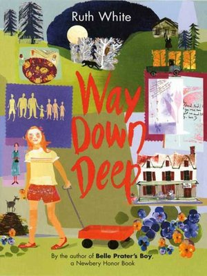 cover image of Way Down Deep