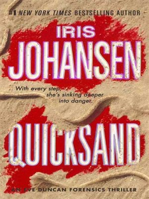 cover image of Quicksand--An Eve Duncan Forensics Thriller