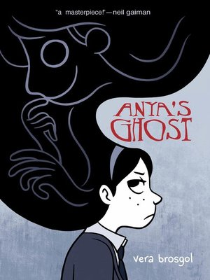 cover image of Anya's Ghost