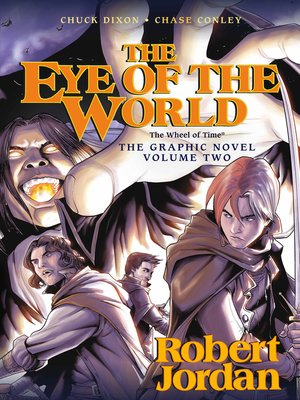 cover image of The Eye of the World, Volume 2, The Graphic Novel