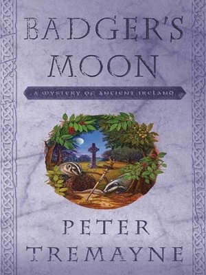 cover image of Badger's Moon--A Mystery of Ancient Ireland