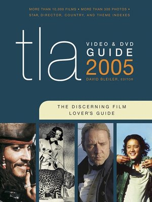 cover image of TLA Video & DVD Guide 2005