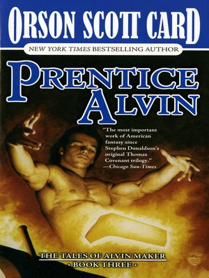 cover image of Prentice Alvin