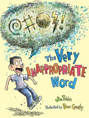 cover image of The Very Inappropriate Word